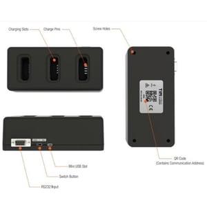 IWO charger-communicator module