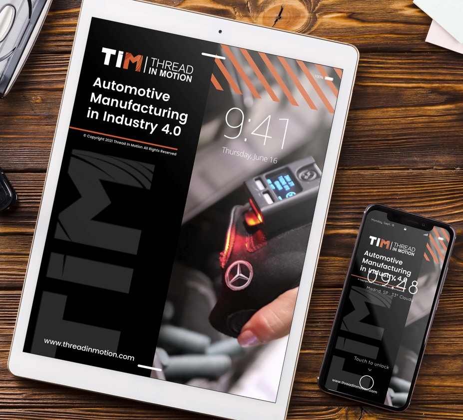 Automotive Manufacturing in Industry 4.0