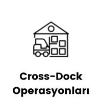 cross-dock operasyonları