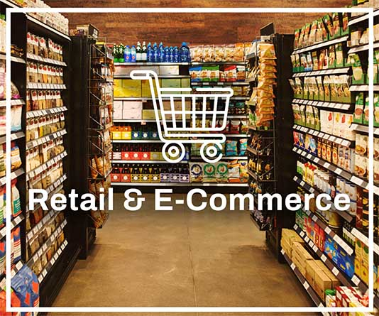 retail and e commerce