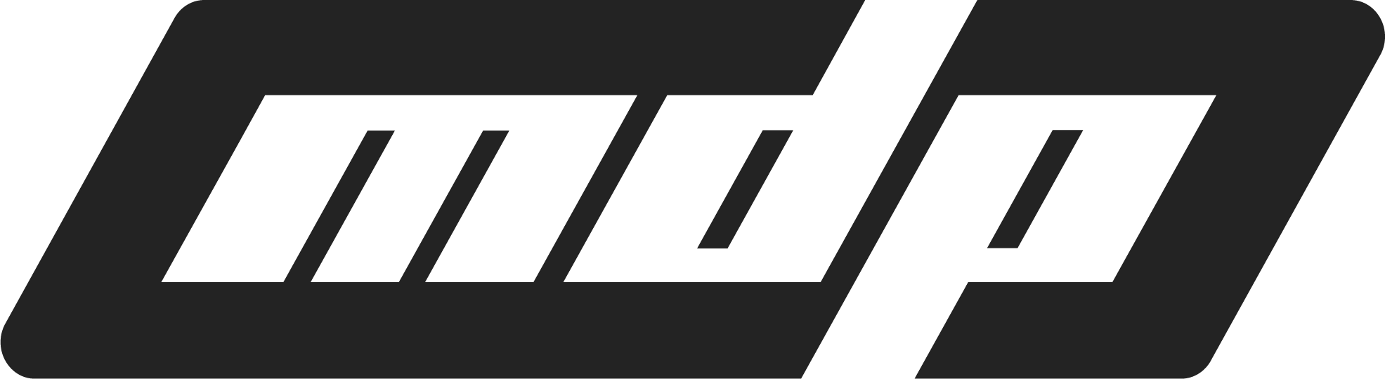 mdp logo siyah